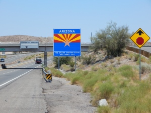 Hello Arizona!